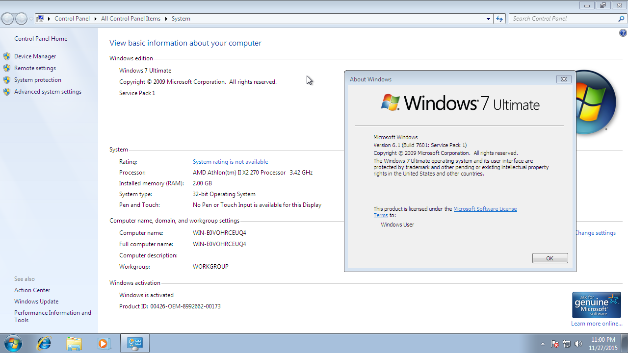 Windows 7 Loader by DaZ - Activator Windows 7 Ultimate!