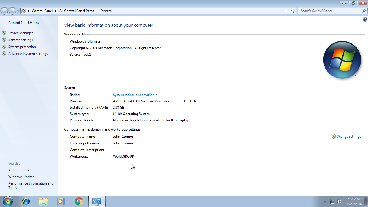 How to activate Windows 7 42