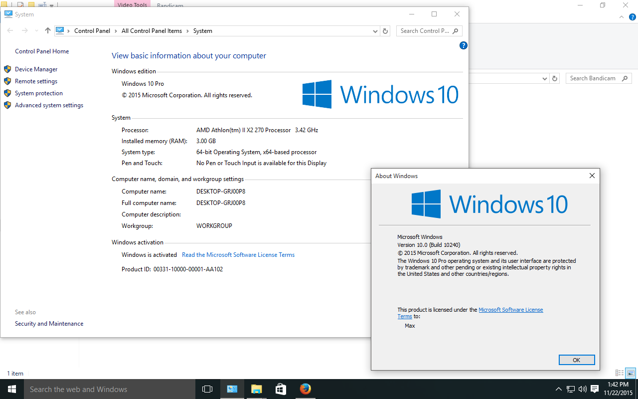 Windows 10 Pro Activation Keys - Activate Windows 10 fast!