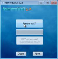 activation removewat windows7 x64