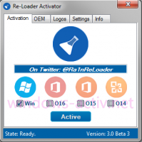 Re-Loader - Activator for Windows 7 Ultimate